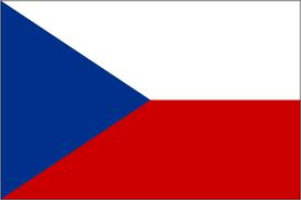 Czech Republic's flag